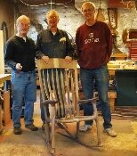 How to make a Hal Taylor Rocking Chair DVD