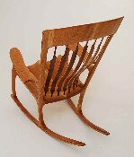 Hal Taylor Book on How to build a rocking chair.